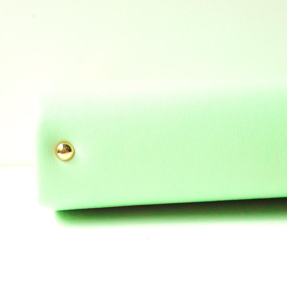 agenda Verde Acquamarina personalizzata