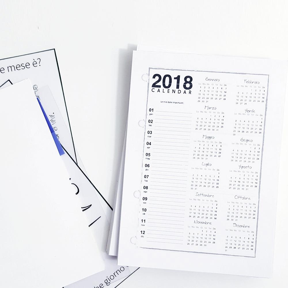 refill agenda 2018