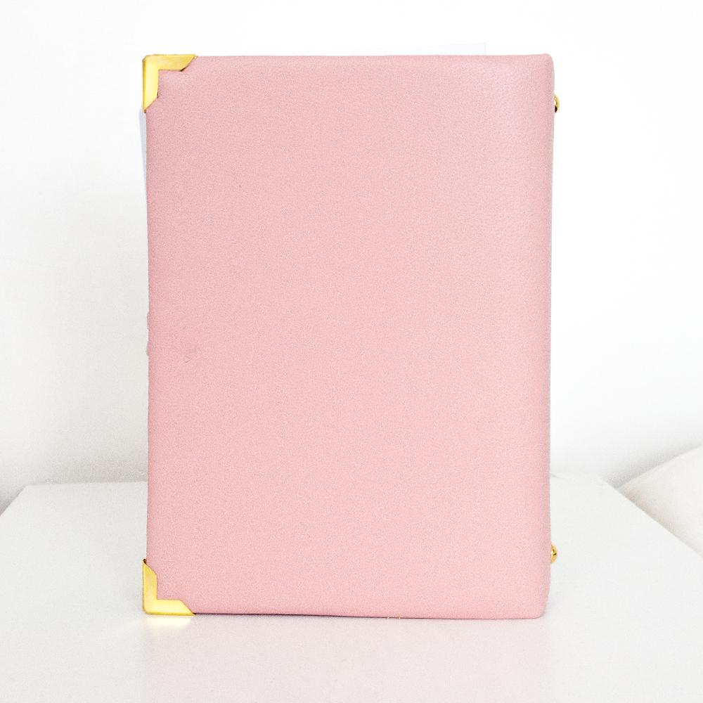 Agenda 2018: Personalizzata | Rosa - formato A6